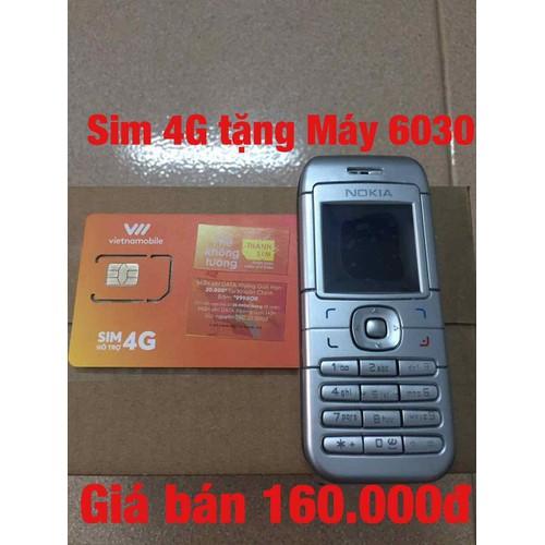 sim 4g tặng máy 6030