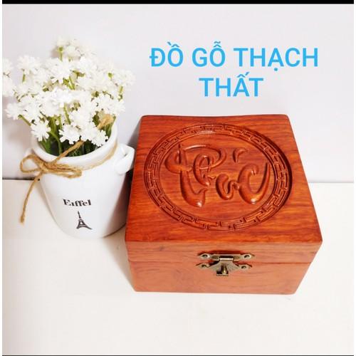 hộp đựng con dấu nữ trang nhỏ gỗ hương ta cao cấp - 10973598 , 14140000 , 15_14140000 , 110000 , hop-dung-con-dau-nu-trang-nho-go-huong-ta-cao-cap-15_14140000 , sendo.vn , hộp đựng con dấu nữ trang nhỏ gỗ hương ta cao cấp