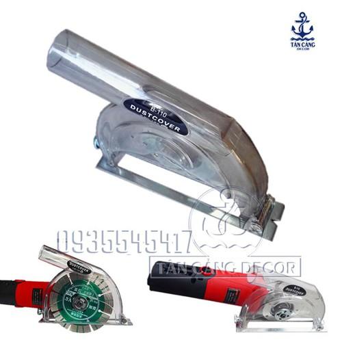 Hộp bảo vệ và thu bụi máy cắt cầm tay B-110A - 4654236 , 14148468 , 15_14148468 , 395000 , Hop-bao-ve-va-thu-bui-may-cat-cam-tay-B-110A-15_14148468 , sendo.vn , Hộp bảo vệ và thu bụi máy cắt cầm tay B-110A