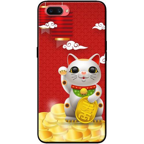 Ốp lưng nhựa dẻo Oppo A3S Mèo thần tài đèn đỏ - 10974598 , 14142526 , 15_14142526 , 99000 , Op-lung-nhua-deo-Oppo-A3S-Meo-than-tai-den-do-15_14142526 , sendo.vn , Ốp lưng nhựa dẻo Oppo A3S Mèo thần tài đèn đỏ