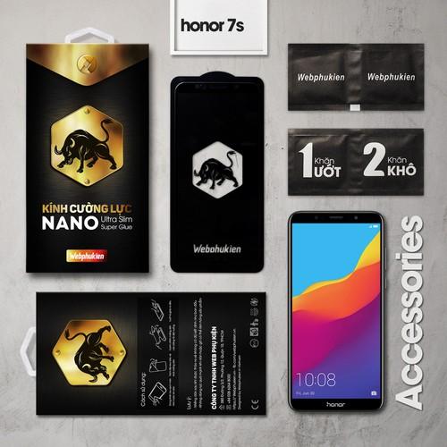 Kính cường lực Huawei Honor 7S Full Webphukien đen - 7510432 , 14140986 , 15_14140986 , 65000 , Kinh-cuong-luc-Huawei-Honor-7S-Full-Webphukien-den-15_14140986 , sendo.vn , Kính cường lực Huawei Honor 7S Full Webphukien đen