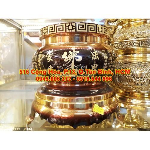 Bát hương cao cấp cỡ số 4, thờ phật đồng vàng giả cổ cao cấp Vĩnh Tiến - 10979476 , 14154211 , 15_14154211 , 3195000 , Bat-huong-cao-cap-co-so-4-tho-phat-dong-vang-gia-co-cao-cap-Vinh-Tien-15_14154211 , sendo.vn , Bát hương cao cấp cỡ số 4, thờ phật đồng vàng giả cổ cao cấp Vĩnh Tiến