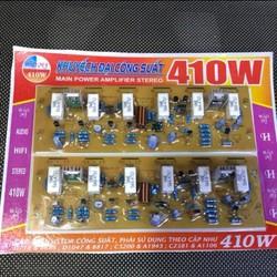 Mạch Công suất 12 sò 410W