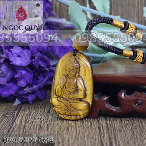Phật bản mệnh A Di Đà Mắt Hổ