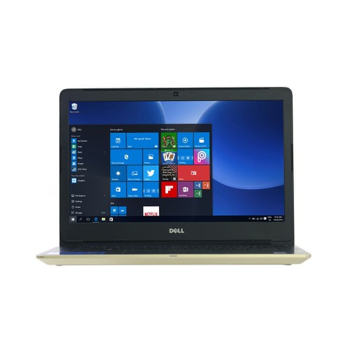Laptop 5468 i5 7200U 4GB 1TB2GB 940MX Win10 Gold