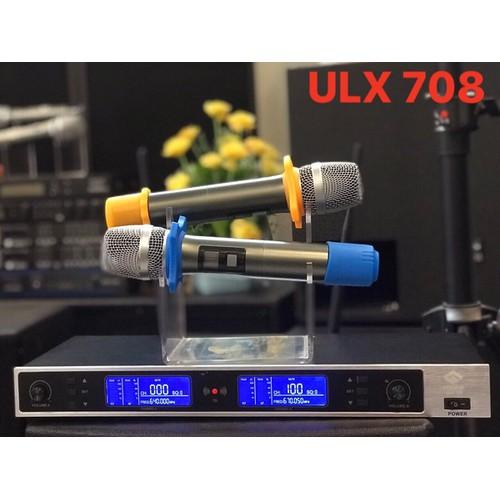 Micro không dây chính hãng Reggere ULX 708