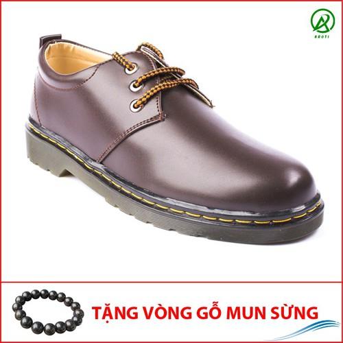 Giày Boot Nam| Giày nam đẹp| M353-Nau