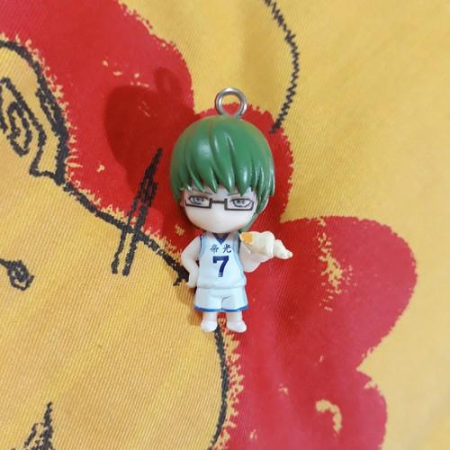 Kuroko no Basket - Móc khóa Midorima