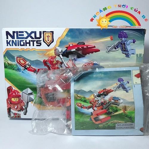 Lắp Ghép Nexo Knight Jx90029A - 4654615 , 14151162 , 15_14151162 , 294000 , Lap-Ghep-Nexo-Knight-Jx90029A-15_14151162 , sendo.vn , Lắp Ghép Nexo Knight Jx90029A