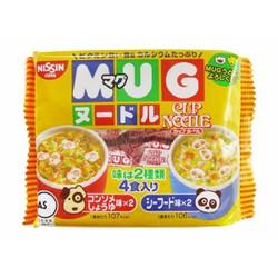Mỳ MUG Nisin Nhật