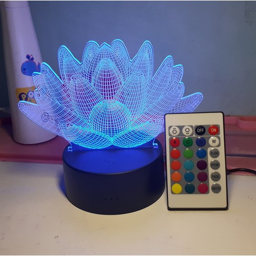 Đèn ngủ, Đèn trang trí Led 3D, Đèn ngủ 16 màu mini có điều khiển Bông Sen - 7512586 , 14153786 , 15_14153786 , 135000 , Den-ngu-Den-trang-tri-Led-3D-Den-ngu-16-mau-mini-co-dieu-khien-Bong-Sen-15_14153786 , sendo.vn , Đèn ngủ, Đèn trang trí Led 3D, Đèn ngủ 16 màu mini có điều khiển Bông Sen