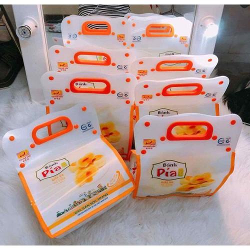 Bánh Pía Kim Sa bán theo hộp hoặc kg