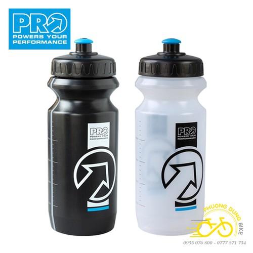 Bình nước xe đạp nhựa Shimano Pro 600ml