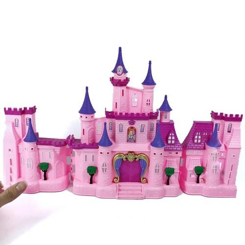 Lâu Đài Beauty Castle My Công Chúa Hoàng Tử Và Xe Ngựa