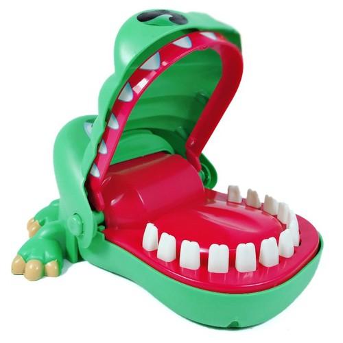 Hàm Răng Cá Sấu