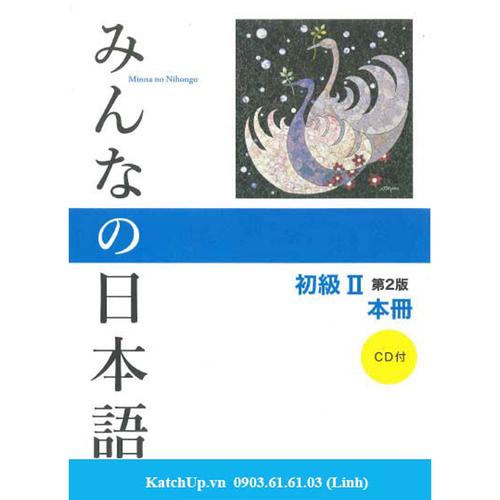 Minna no Nihongo Sơ Cấp2 – Bản Tiếng Nhật - 7886400 , 14157492 , 15_14157492 , 95000 , Minna-no-Nihongo-So-Cap2-Ban-Tieng-Nhat-15_14157492 , sendo.vn , Minna no Nihongo Sơ Cấp2 – Bản Tiếng Nhật