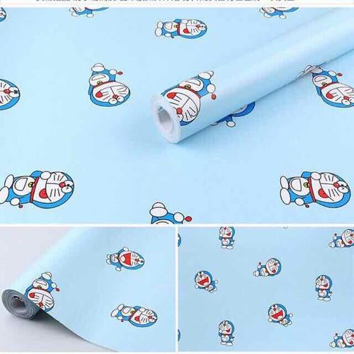 10m giấy dán tường Doremon keo sẵn khổ 45cm - 4514654 , 14156576 , 15_14156576 , 100000 , 10m-giay-dan-tuong-Doremon-keo-san-kho-45cm-15_14156576 , sendo.vn , 10m giấy dán tường Doremon keo sẵn khổ 45cm