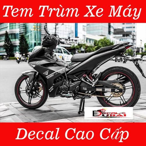 Tem Trùm Xe Exciter 150 Cao Cấp - 4515134 , 14168092 , 15_14168092 , 1100000 , Tem-Trum-Xe-Exciter-150-Cao-Cap-15_14168092 , sendo.vn , Tem Trùm Xe Exciter 150 Cao Cấp