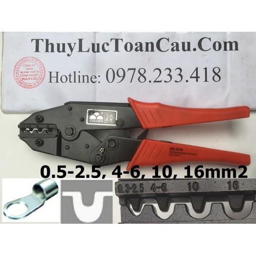 Kìm bấm cos Trần HS-1016 Standard Đài Loan