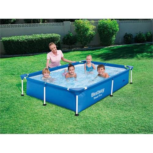 Bể bơi lắp ghép Bestway thông minh 56401 - 4515553 , 14176420 , 15_14176420 , 1999000 , Be-boi-lap-ghep-Bestway-thong-minh-56401-15_14176420 , sendo.vn , Bể bơi lắp ghép Bestway thông minh 56401