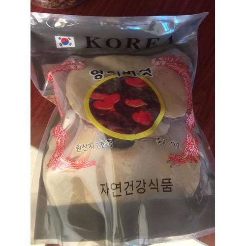 sỉ nấm linh chi Hàn quốc 1kg