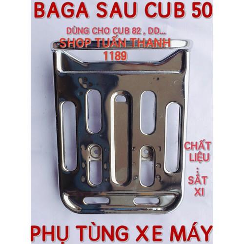 BAGA SAU XE CUB 82 SẮT XI
