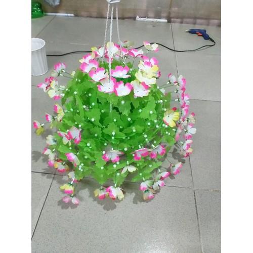 combo 10 bộ nglieu hoa đào hoa yến thảo 400k