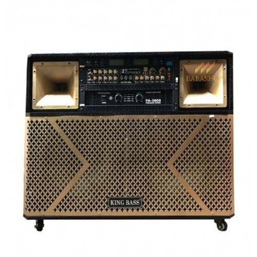 Dàn loa karaoke gia đình Kingbass N600  âm thanh công suất cực lớn - 4515102 , 14168073 , 15_14168073 , 17000000 , Dan-loa-karaoke-gia-dinh-Kingbass-N600-am-thanh-cong-suat-cuc-lon-15_14168073 , sendo.vn , Dàn loa karaoke gia đình Kingbass N600  âm thanh công suất cực lớn