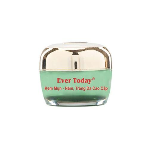 Kem Ever Today Trị Mụn Nám Trắng Da Cao Cấp 15g - 8800011 , 17981223 , 15_17981223 , 218900 , Kem-Ever-Today-Tri-Mun-Nam-Trang-Da-Cao-Cap-15g-15_17981223 , sendo.vn , Kem Ever Today Trị Mụn Nám Trắng Da Cao Cấp 15g