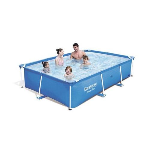 Bể bơi lắp ghép Bestway thông minh 56403 - 4515489 , 14176318 , 15_14176318 , 2699000 , Be-boi-lap-ghep-Bestway-thong-minh-56403-15_14176318 , sendo.vn , Bể bơi lắp ghép Bestway thông minh 56403