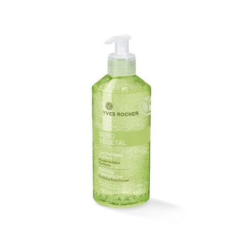 Gel rửa mặt cho da dầu Yves  Rocher  Purifying Cleasing  Gel 390ml