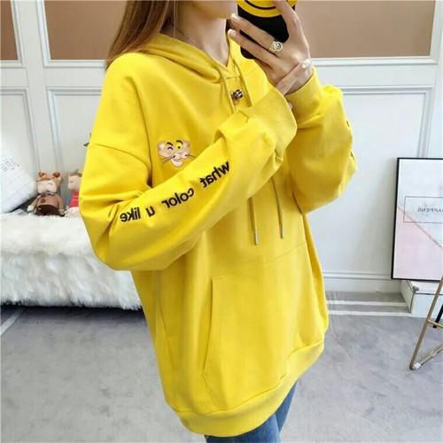 Áo hoodie nữ thanh lịch