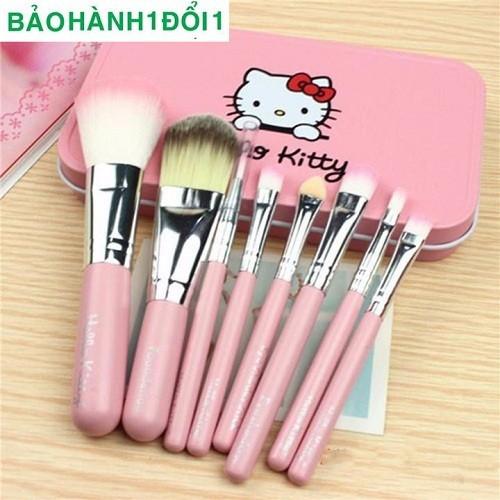 Bộ cọ trang điểm Hello Kitty 7 món với thiết kế nhỏ gon dễ dàng bỏ túi - 4643395 , 14065279 , 15_14065279 , 58000 , Bo-co-trang-diem-Hello-Kitty-7-mon-voi-thiet-ke-nho-gon-de-dang-bo-tui-15_14065279 , sendo.vn , Bộ cọ trang điểm Hello Kitty 7 món với thiết kế nhỏ gon dễ dàng bỏ túi
