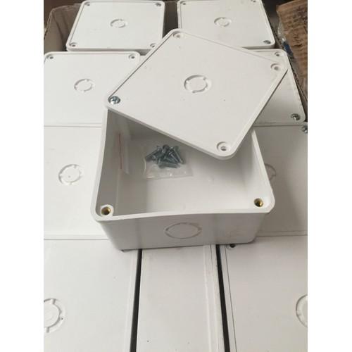 Hộp Kỹ Thuật 11x11x5 - Hộp nối điện âm - hộp điện âm