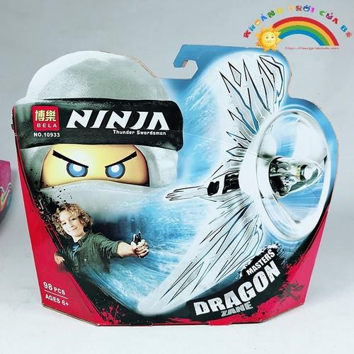 Đồ Chơi Xếp hình thông minh con quay Ninja 109 [SHIP TOÀN QUỐC]