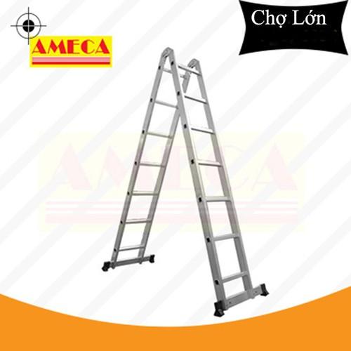 Thang đa năng chữ A bản lớn Ameca AMC - M307 - 7106419 , 13835139 , 15_13835139 , 1255000 , Thang-da-nang-chu-A-ban-lon-Ameca-AMC-M307-15_13835139 , sendo.vn , Thang đa năng chữ A bản lớn Ameca AMC - M307