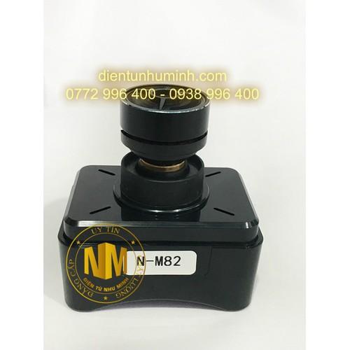 Củ micro - Đầu micro cao cấp đầu đen N-M82