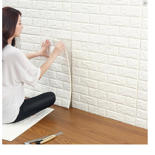 Xốp dán tường