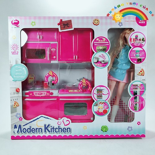 Đồ Chơi Bộ đồ chơi tủ bếp [SHIP TOÀN QUỐC]