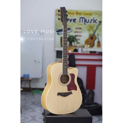 đàn guitar acoustic cho người mới tập chơi - 4614945 , 13843122 , 15_13843122 , 1300000 , dan-guitar-acoustic-cho-nguoi-moi-tap-choi-15_13843122 , sendo.vn , đàn guitar acoustic cho người mới tập chơi