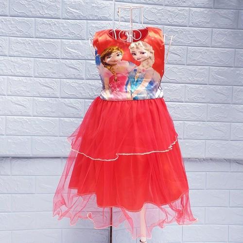[SIÊU SALE]-Váy đầm công chúa Elisa size 9-26kg