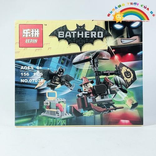 Đồ Chơi Xếp hình thông minh Bathero 07078 [SHIP TOÀN QUỐC]