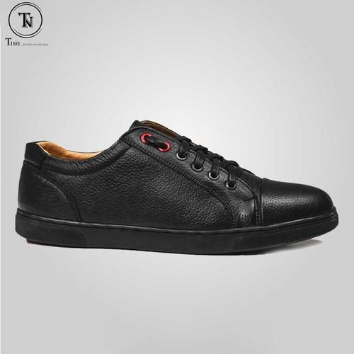 Giày da nam buộc dây thời trang TN38
