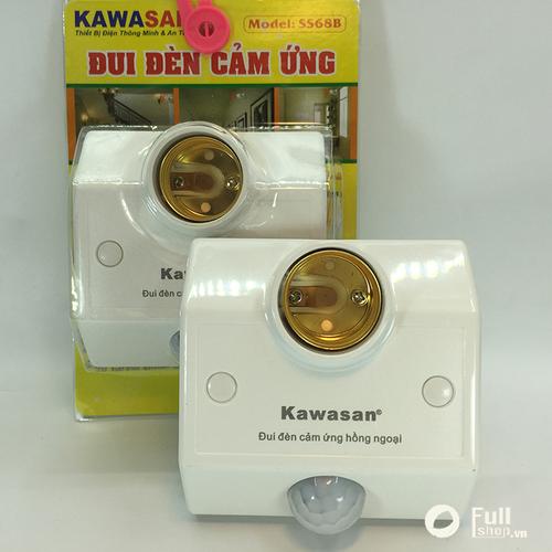 Đui đèn cảm ứng chuyển động KW SS68 Tự động mở đèn khi có người
