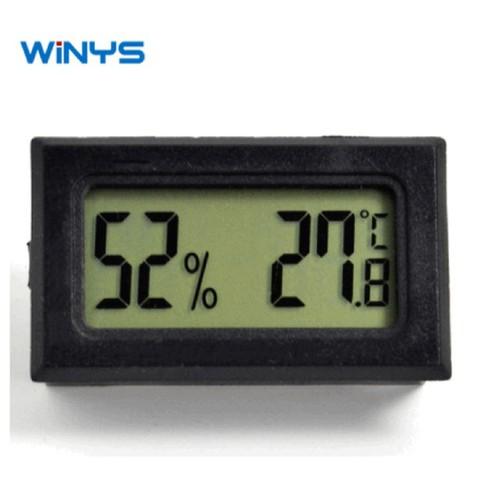 Worldmart đồng hồ đo nhiệt độ, độ ẩm phòng winys ys-11