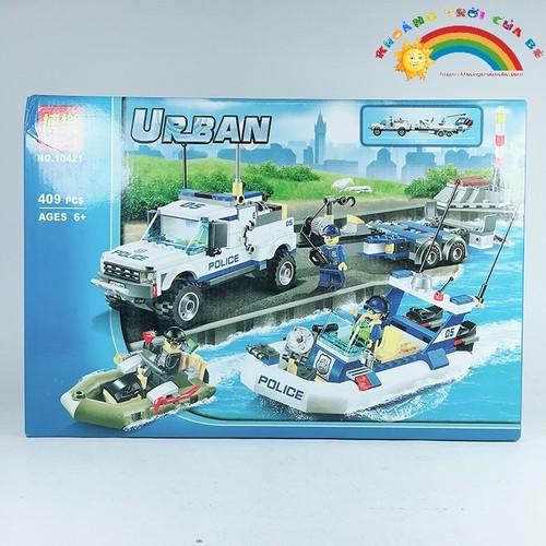 Đồ Chơi Xếp hình thông minh Urban 10421 [SHIP TOÀN QUỐC]