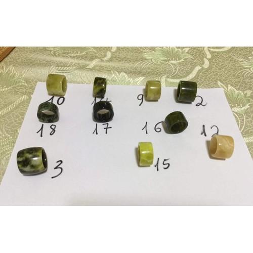 nhẫn đá càn long ngọc serpentin bản vuông - 7111599 , 13839063 , 15_13839063 , 320000 , nhan-da-can-long-ngoc-serpentin-ban-vuong-15_13839063 , sendo.vn , nhẫn đá càn long ngọc serpentin bản vuông