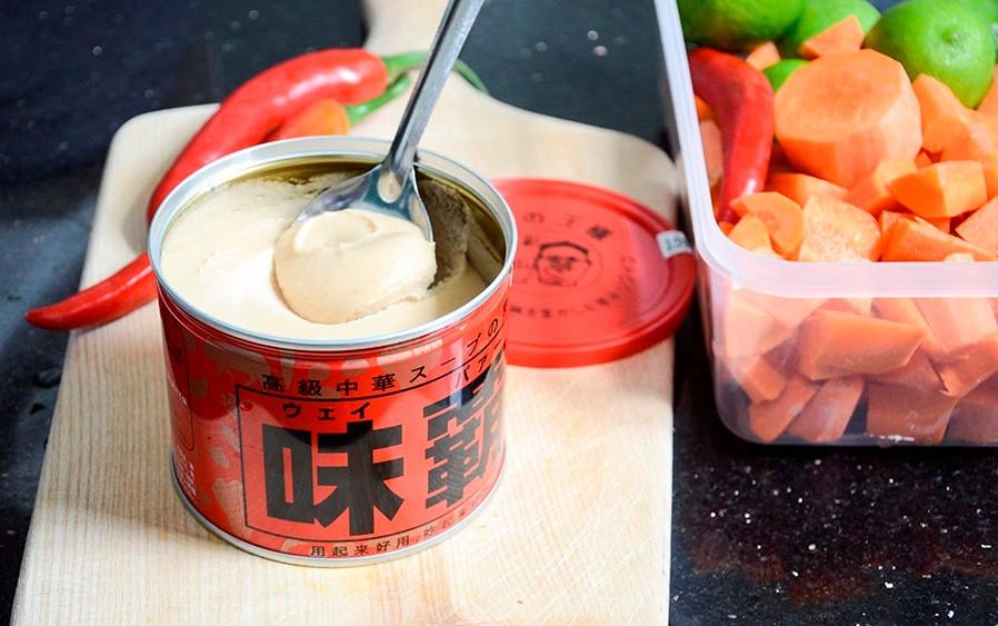 Nước xương hầm cô đặc, súp sệt Hiroshi Nhật Bản - 4965078102123