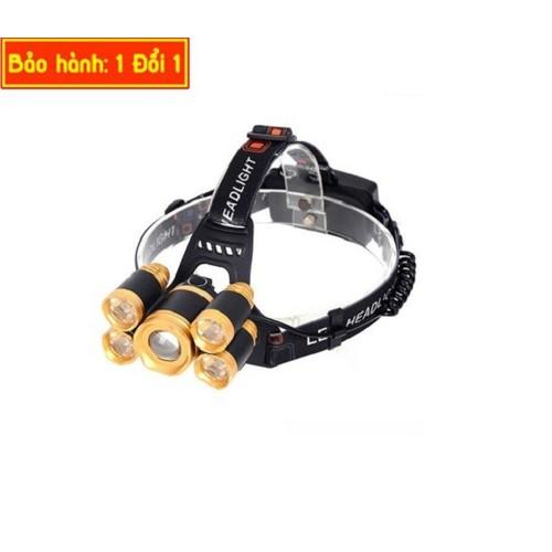 Đèn pin đội đầu 5 bóng siêu sáng là sản phẩm được thiết kế tiện dụng, thông minh và gọn nhẹ - 4508048 , 14014956 , 15_14014956 , 230000 , Den-pin-doi-dau-5-bong-sieu-sang-la-san-pham-duoc-thiet-ke-tien-dung-thong-minh-va-gon-nhe-15_14014956 , sendo.vn , Đèn pin đội đầu 5 bóng siêu sáng là sản phẩm được thiết kế tiện dụng, thông minh và gọn nh