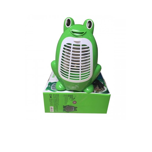 Đèn bắt muỗi hình ếch